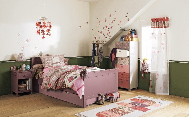 ideen f r wandgestaltung kinderzimmer forum haushalt. Black Bedroom Furniture Sets. Home Design Ideas