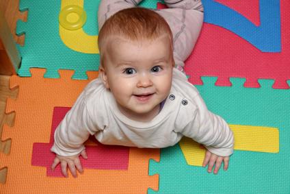 Baby Entwicklung foerdern