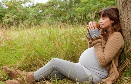 Schwangerschaft genießen