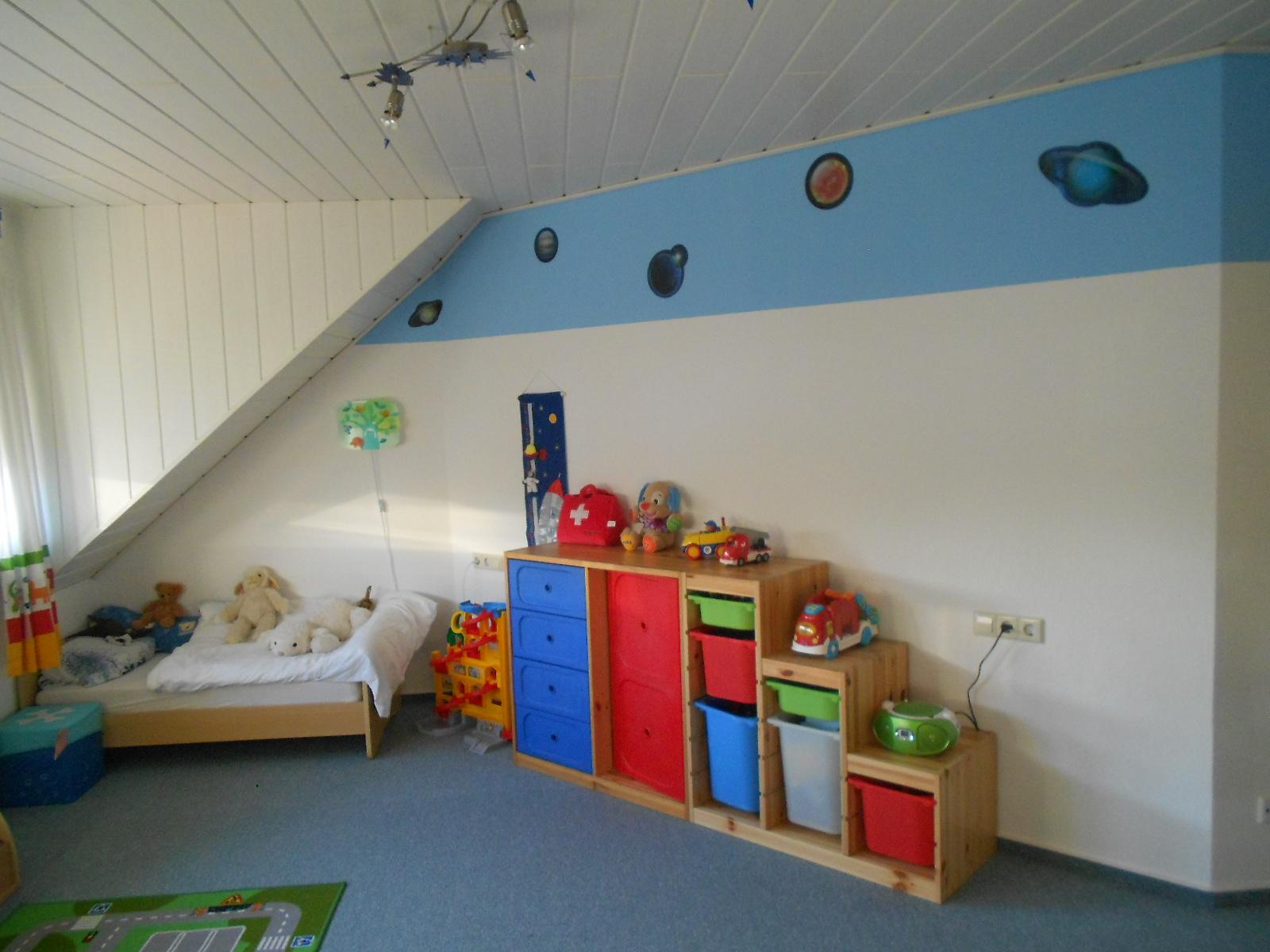 Kinderzimmer für 2 jährige  Welche Wandfarben Zu Kupfer