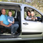 Beliebte Familienautos