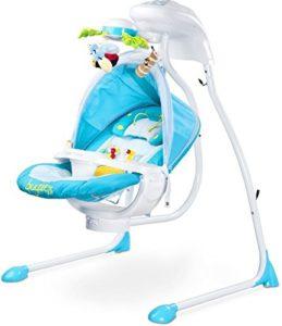 Elektrische Babyschaukeln von Caretero