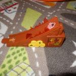 Stunt Heroes Fire Flight, Sprungschanze mit Landerampe inklusive Auto