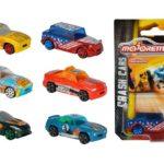Stunt Heroes Crash Cars, Autos zur Spielbahn