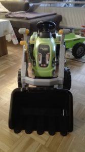 Smoby Traktor mit  Anhänger